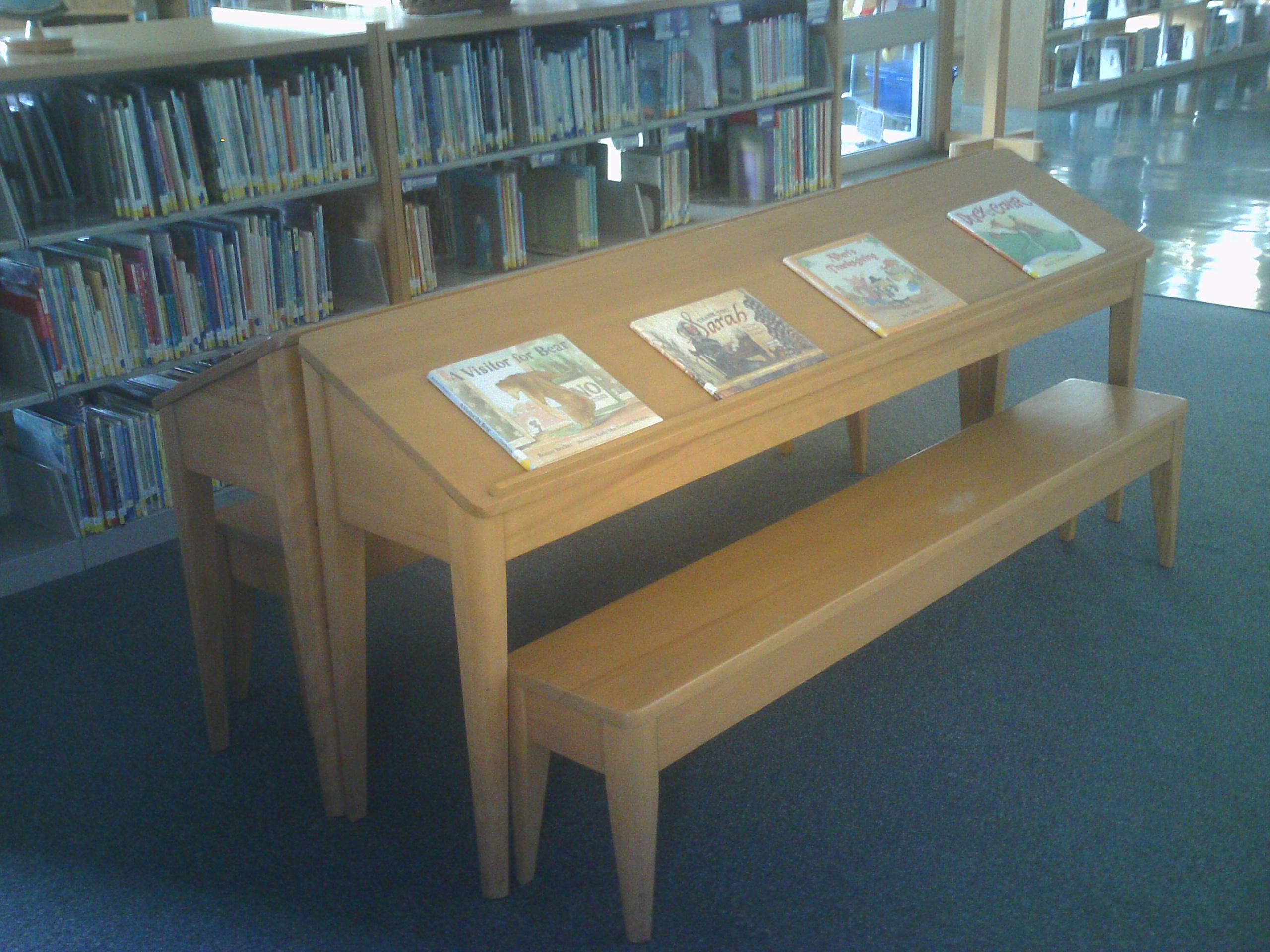 technologytrainingwheels pbworks Library Furniture